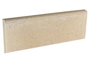 Bordure Beton Lisse 5x20x50cm Ton Pierre Fin De Serie