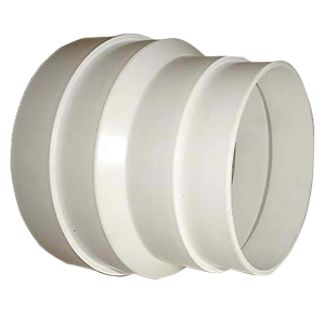 Réduction PVC D125/150mm